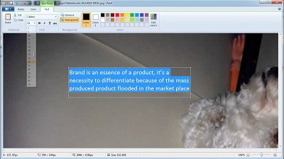school-chalao-add text paint image1