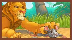 schoolchalao-lion-and-mouse image