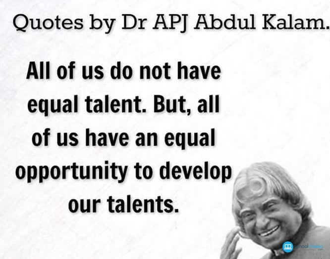 inspirational quotes by apj abdul kalam