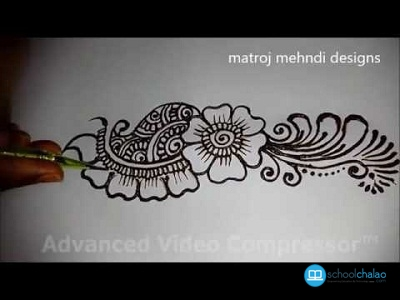 Easy Simple Beautiful Mehndi Designs For Full Hands Tutorials
