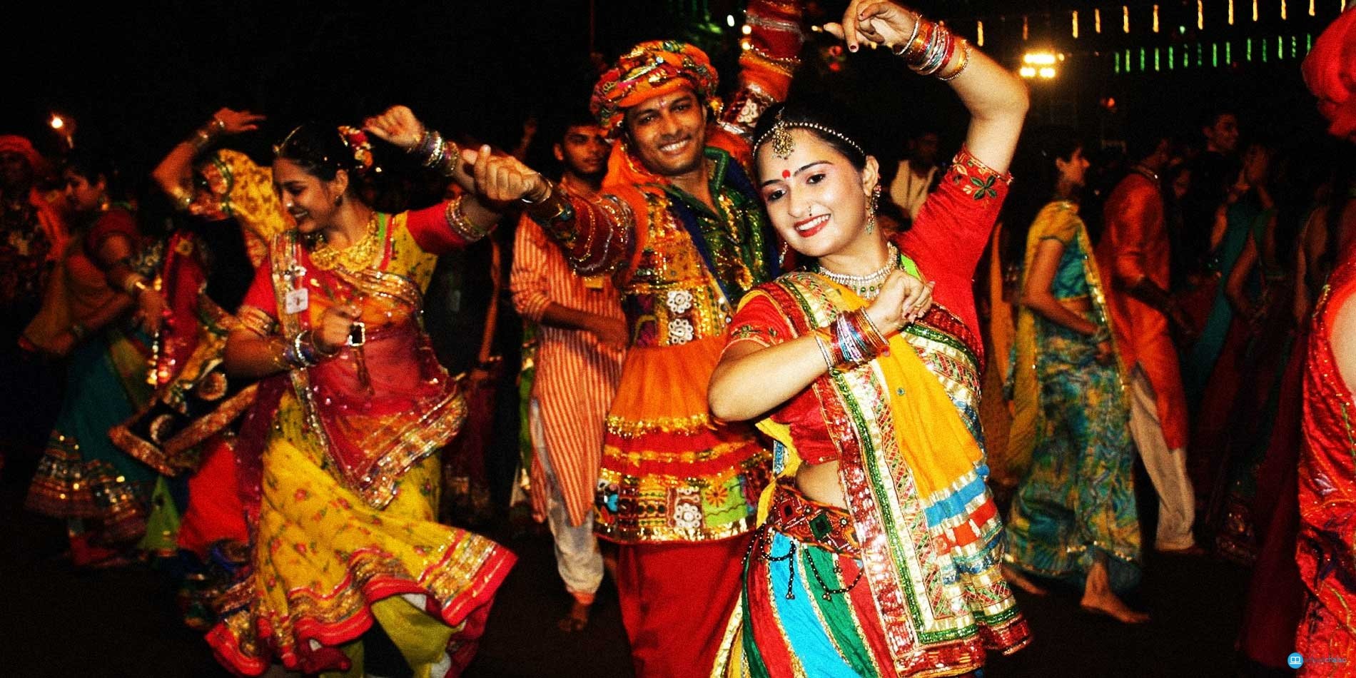 indian folk dance information