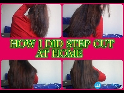 How To Do Step Cut At Home In 3 Simple Steps