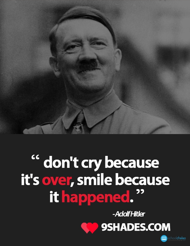 Hitler Quotes New Inspirational Quotes By Adolf Hitler