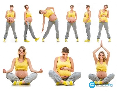 yoga tips for the pregnancy